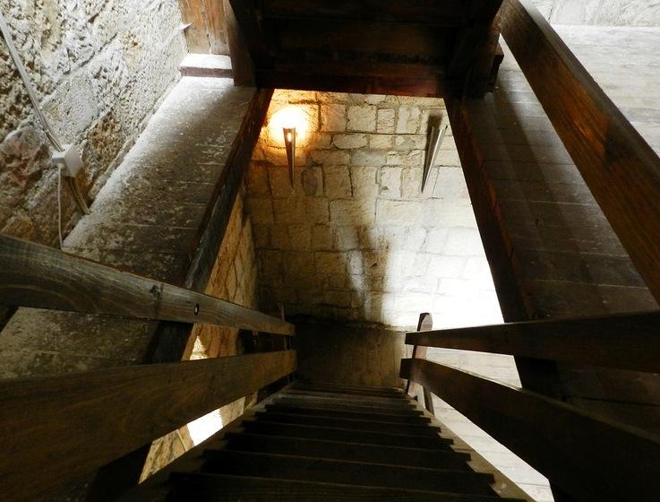 После реставрации Восточная башня готова для посещения туристов