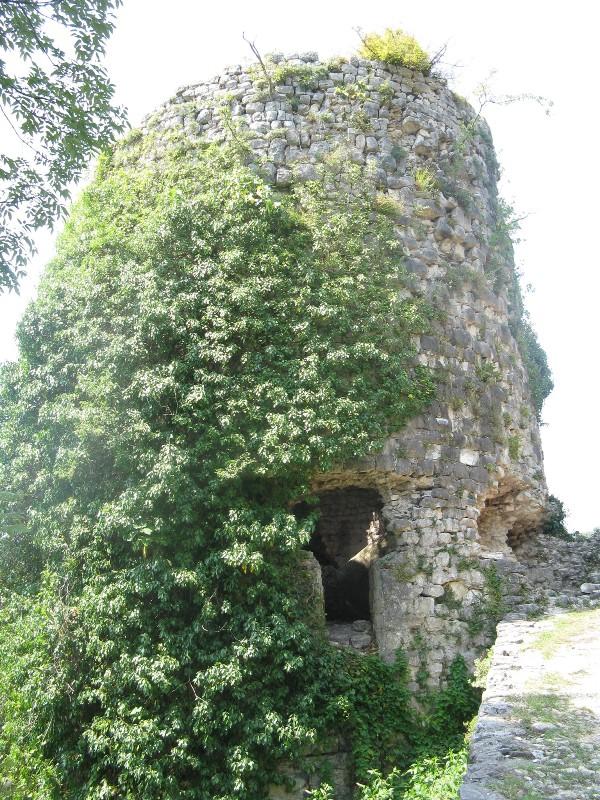 Главная башня второй оборонительной линии