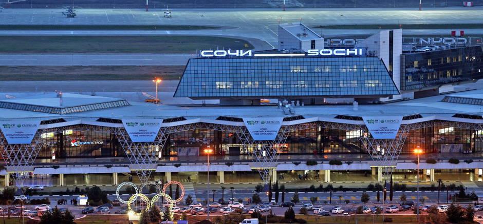 Аэропорт Сочи - южные воздушные ворота России
