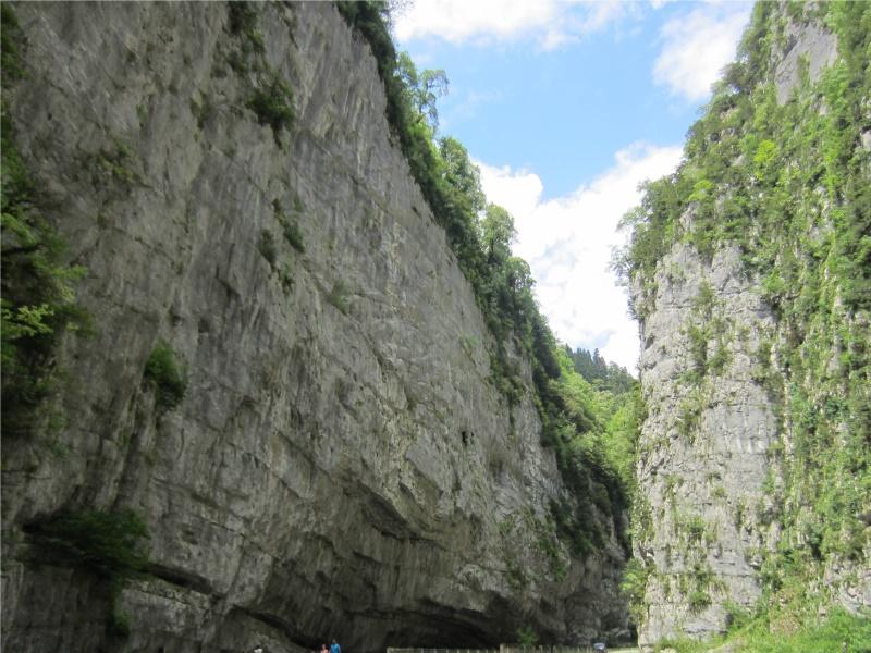 В Каменном мешке абхазских гор