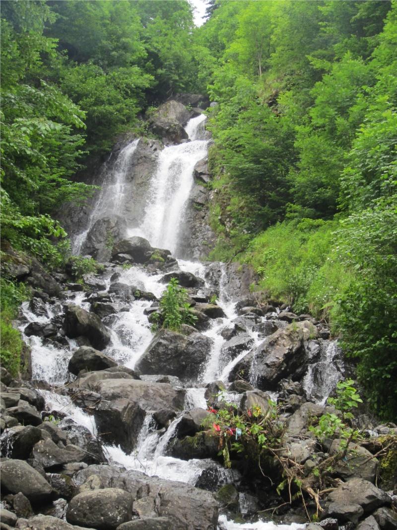 Тернистый путь Молочного водопада