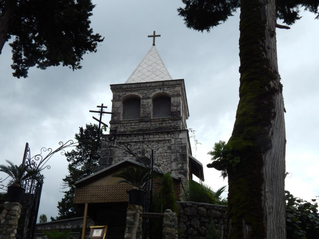 Каманский мужской монастырь св. Иоанна Златоуста