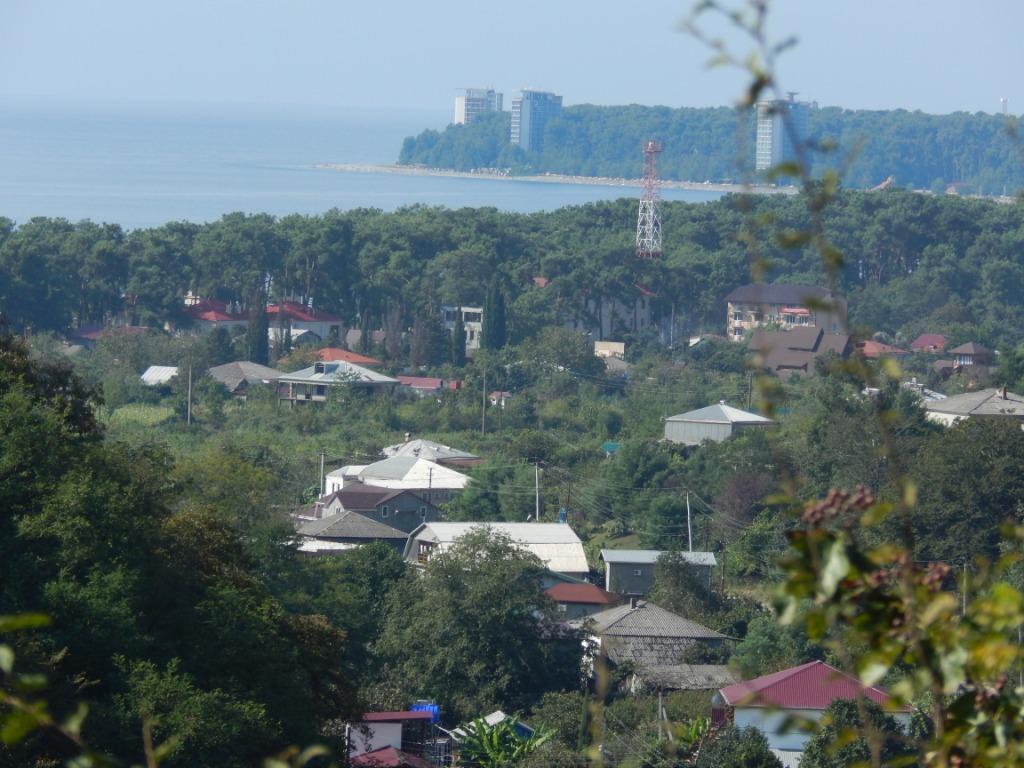 Поселок Лидзава - наша сентябрьская абхазская гавань