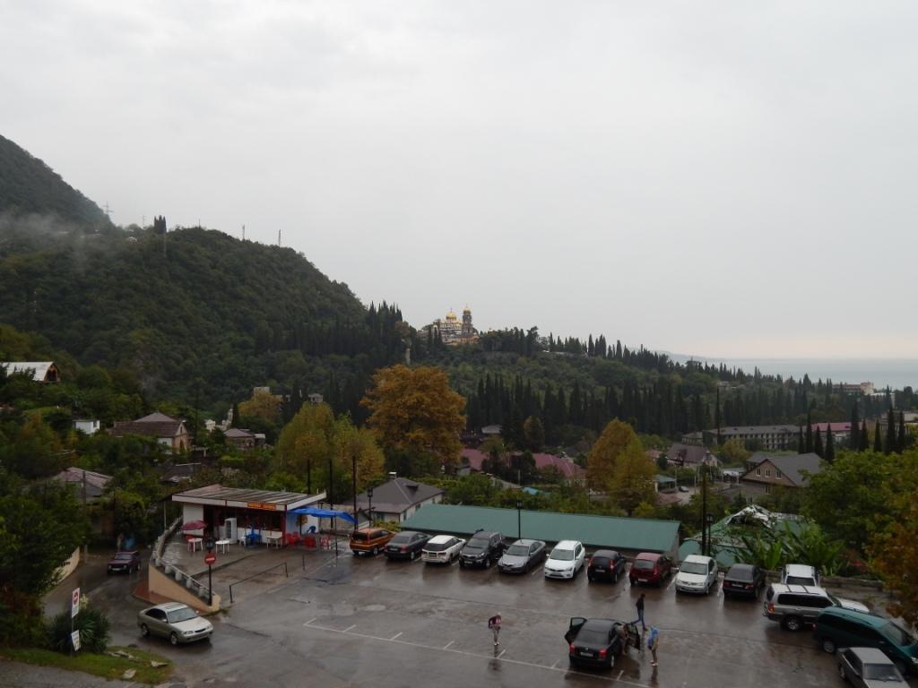 Абхазский дождливый сентябрь 2014-го.