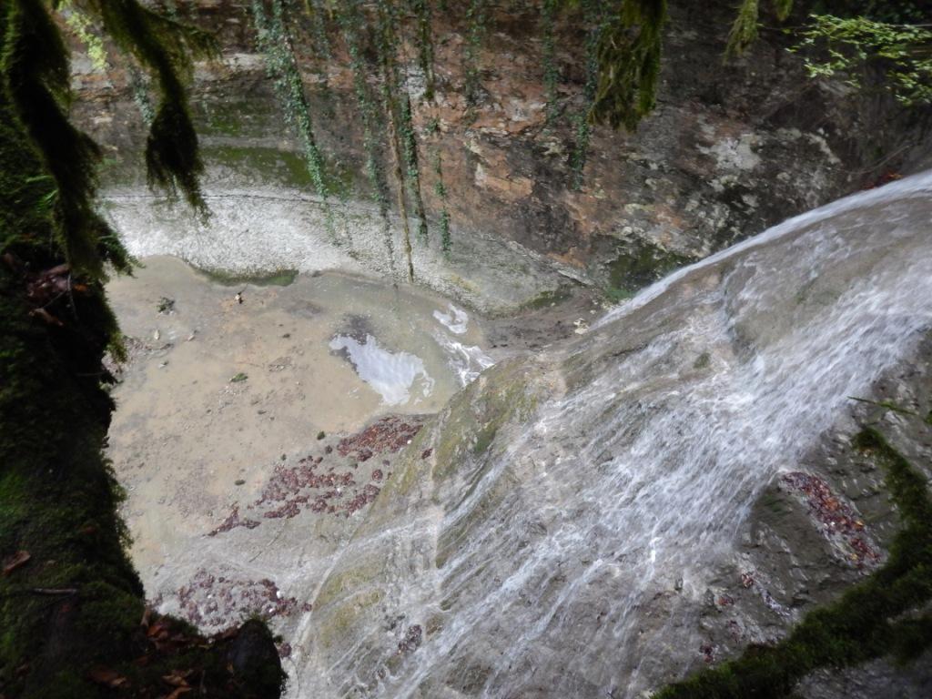 Один из каскадов Шакуранского водопада