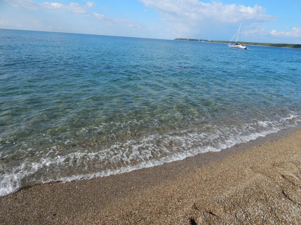 Морская идиллия Пицундского мыса