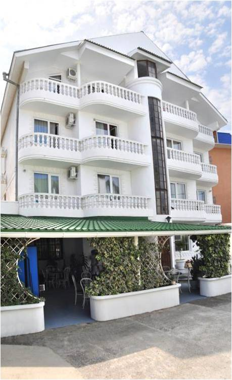 Гостиница «Александра» в Адлере