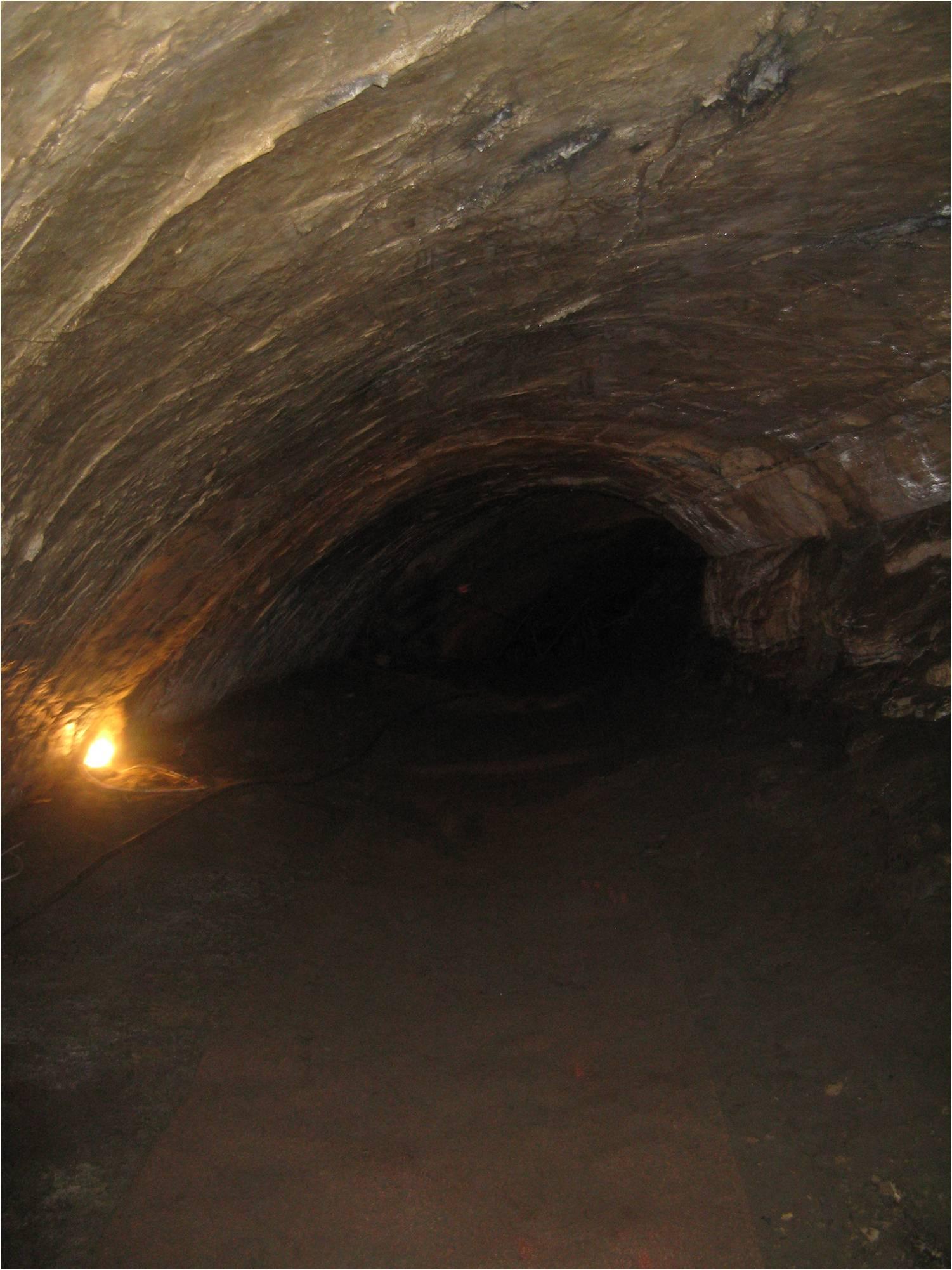Шкуродер - единственный проход в Лабиринтовую пещеру