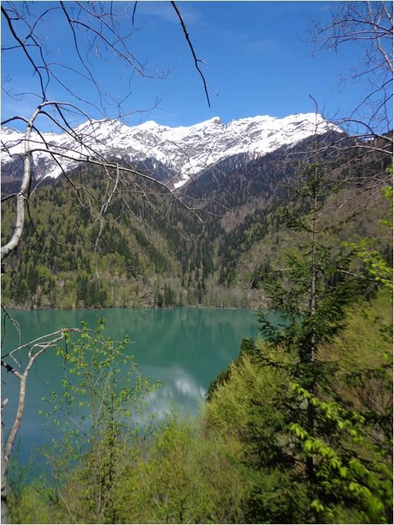 Абхазская весна Рицы