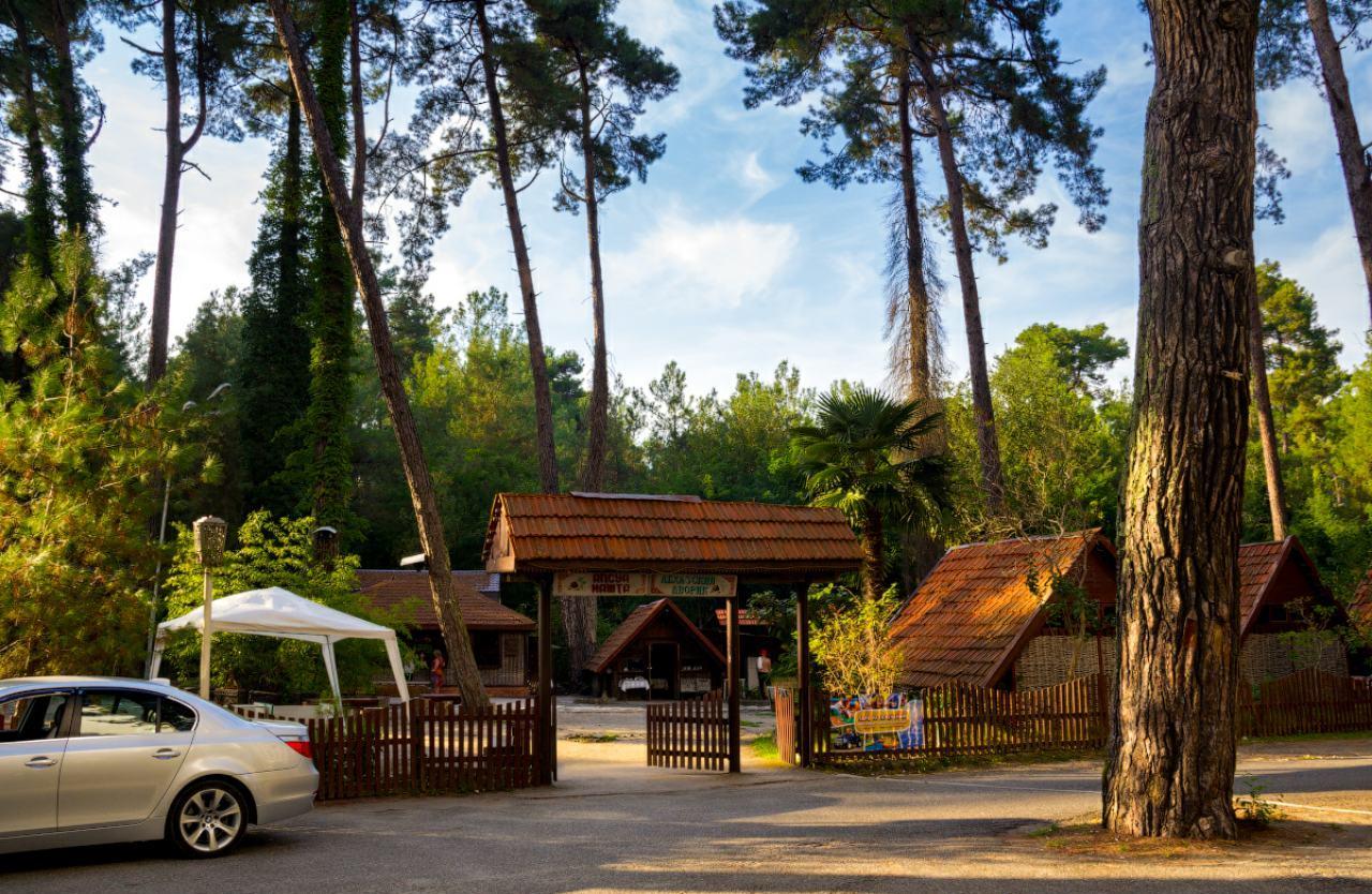 Рекомендую - кафе Абхазский дворик